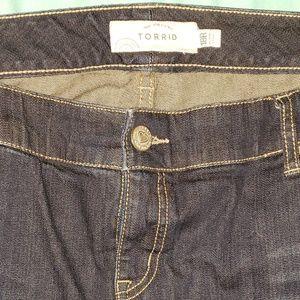 Torrid Bootcut Jeans